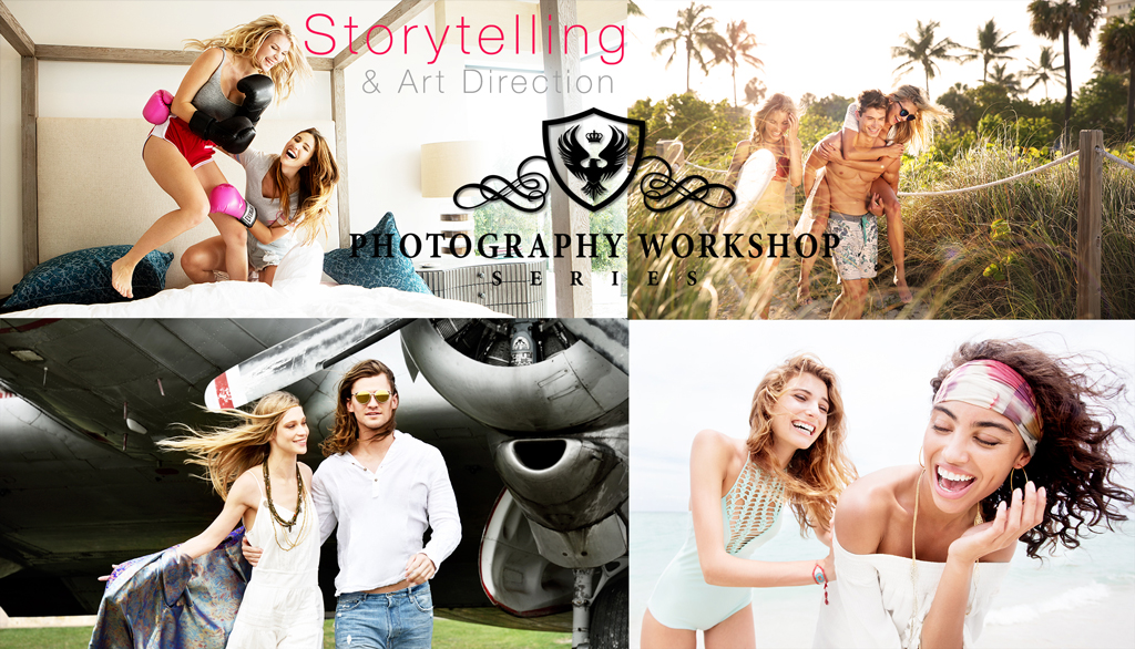 Photography Workshop Series